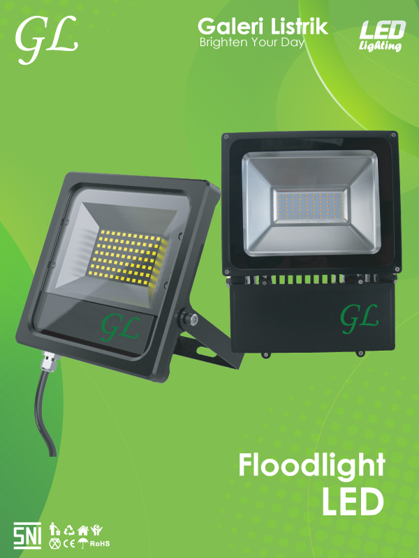 lampu gl Floodlight-LED