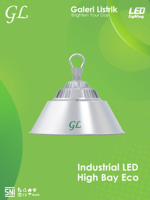 Lampu LED highbay industrial