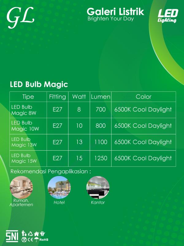 Spek LED Bulb Magic