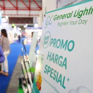 GL LED Di Ajang Pameran Lampu Bergengsi – Inalight Jakarta