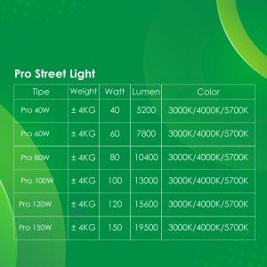 Spek Pro Street Light