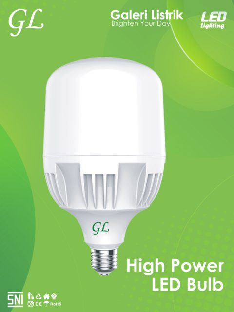 harga lampu LED High Power Bulb