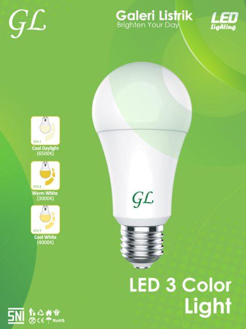 LED 3 Color Light